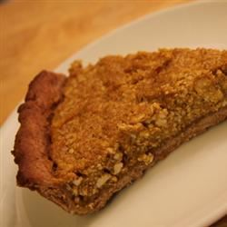 Kabocha Squash Pie (Japanese Pumpkin Pie) lilyumestar