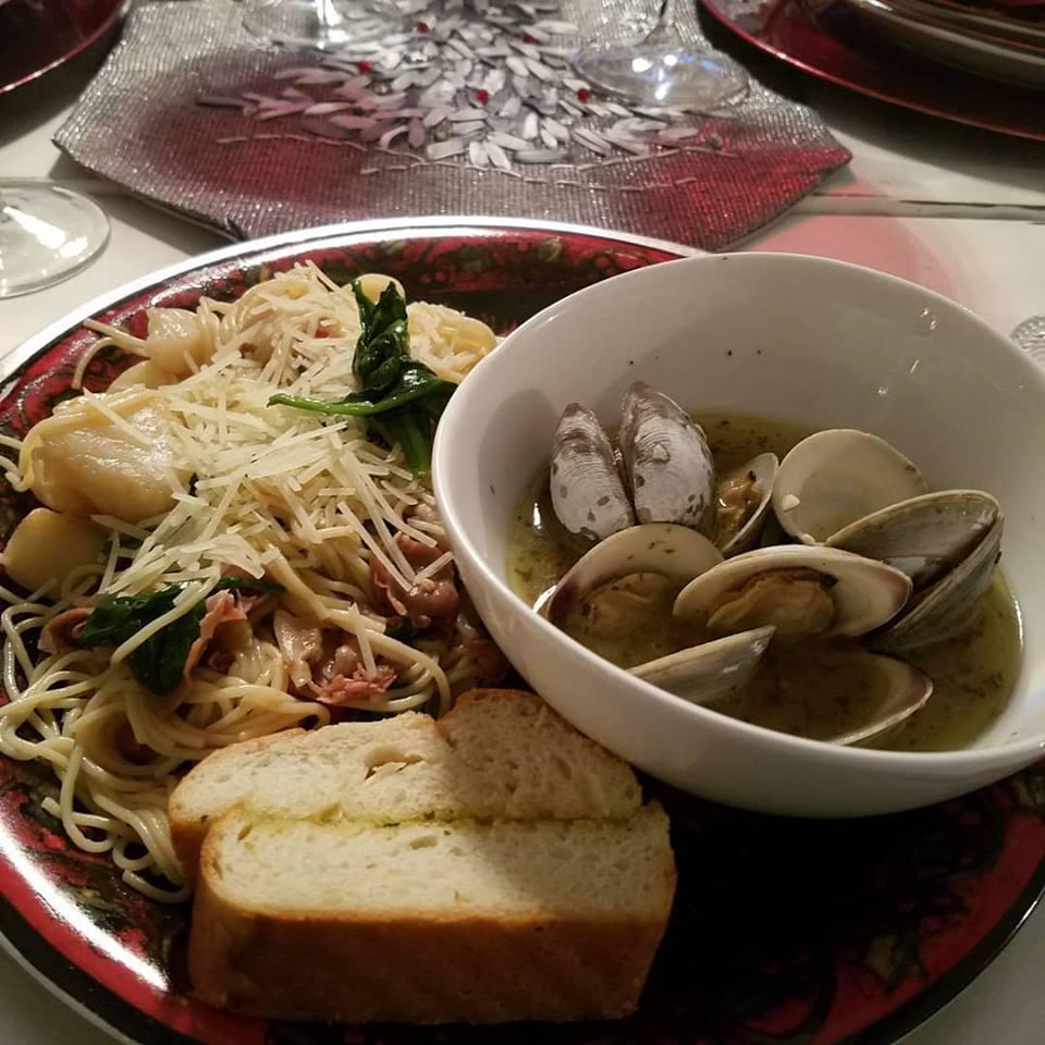 Clams Italiano