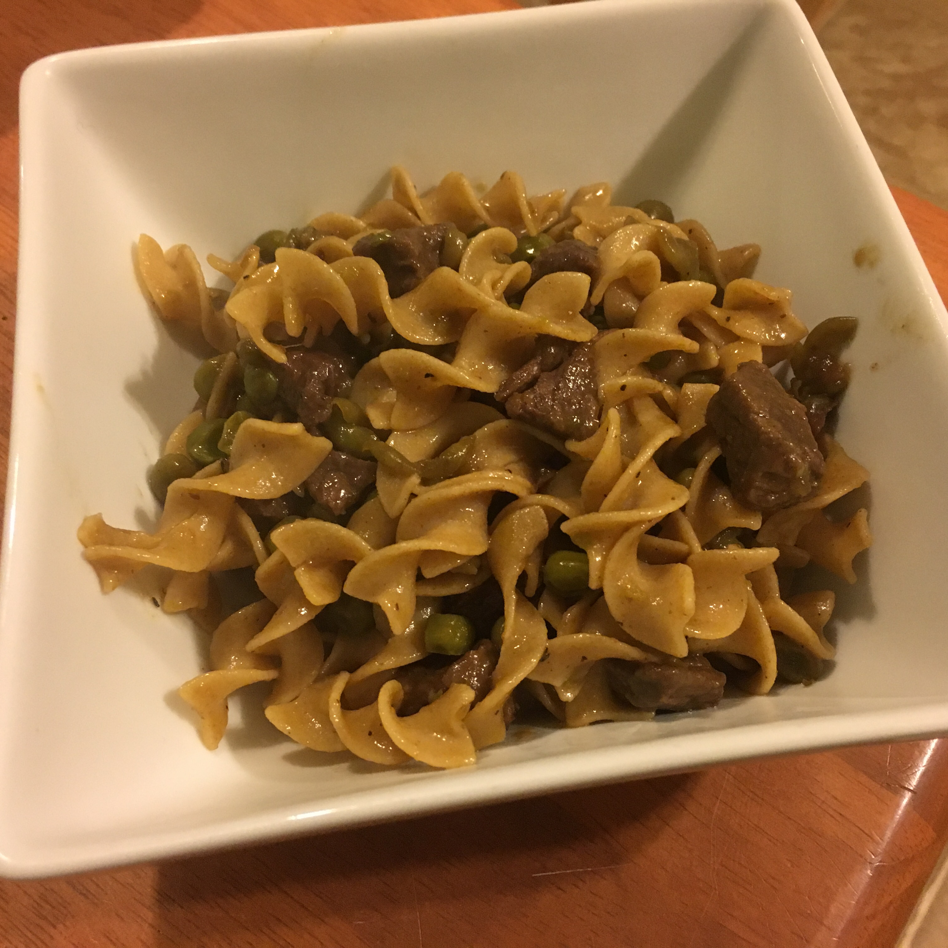 Beef and Noodles Heather Dunaway