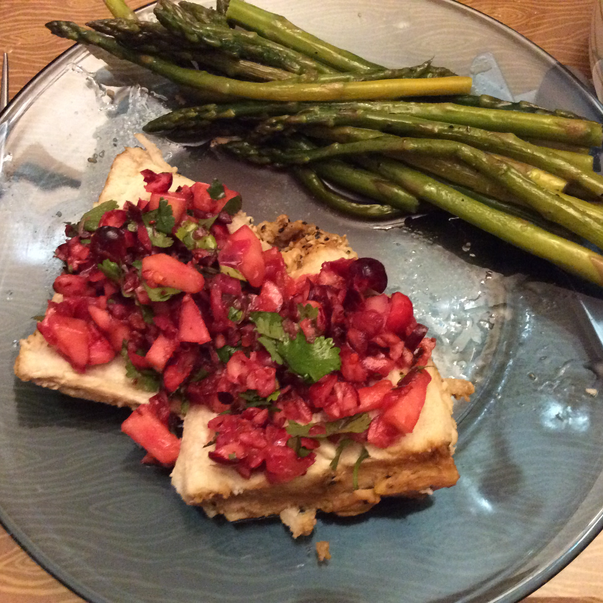 Spicy Cranberry Salsa cquinn74