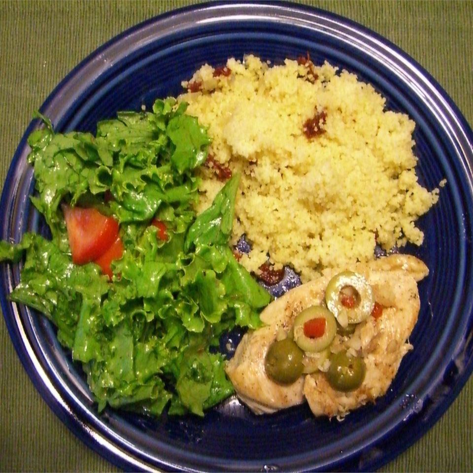 Easy Olive Martini Chicken Rebcamuse