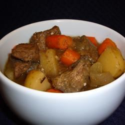 Beer-Baked Irish Beef