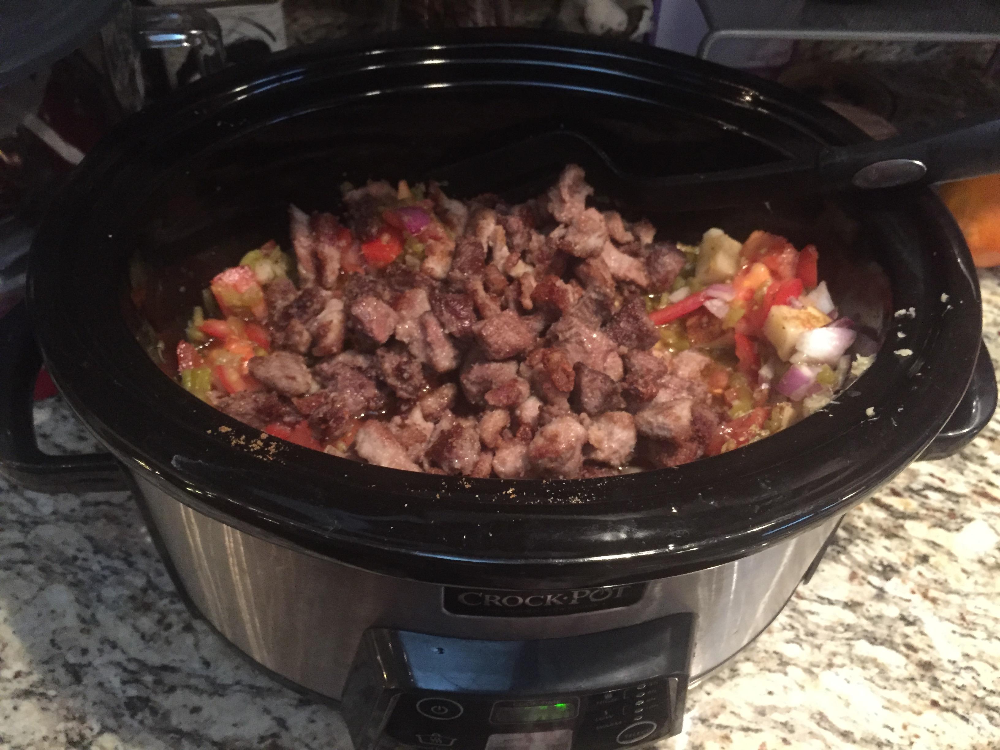 New Mexico Green Chile Stew Leann