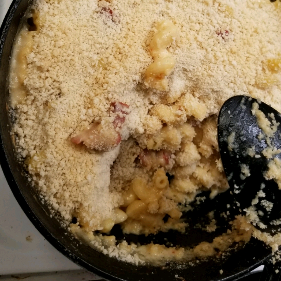 Chipotle Macaroni and Cheese Ageis
