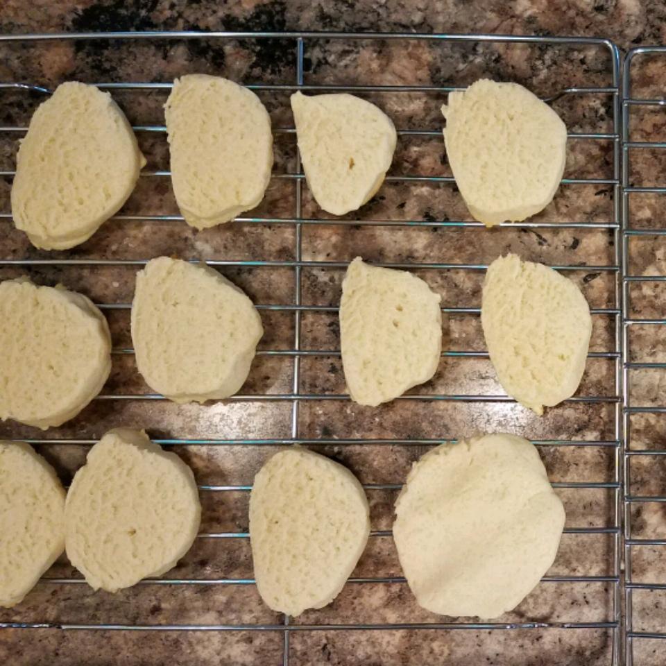 Citrus Cookies Andrea Miller