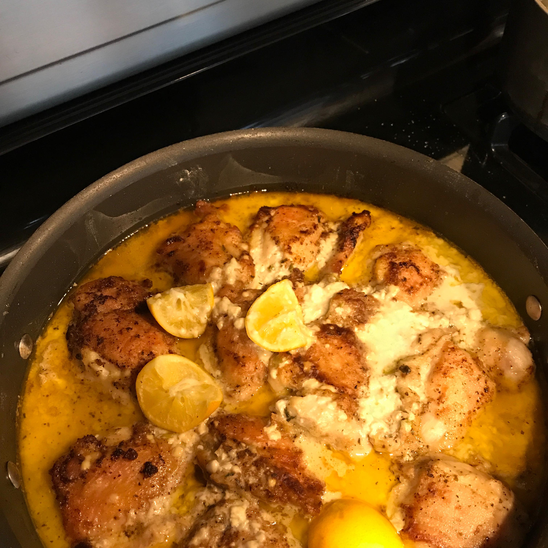 Lemon Mushroom Herb Chicken Jeanette Sier