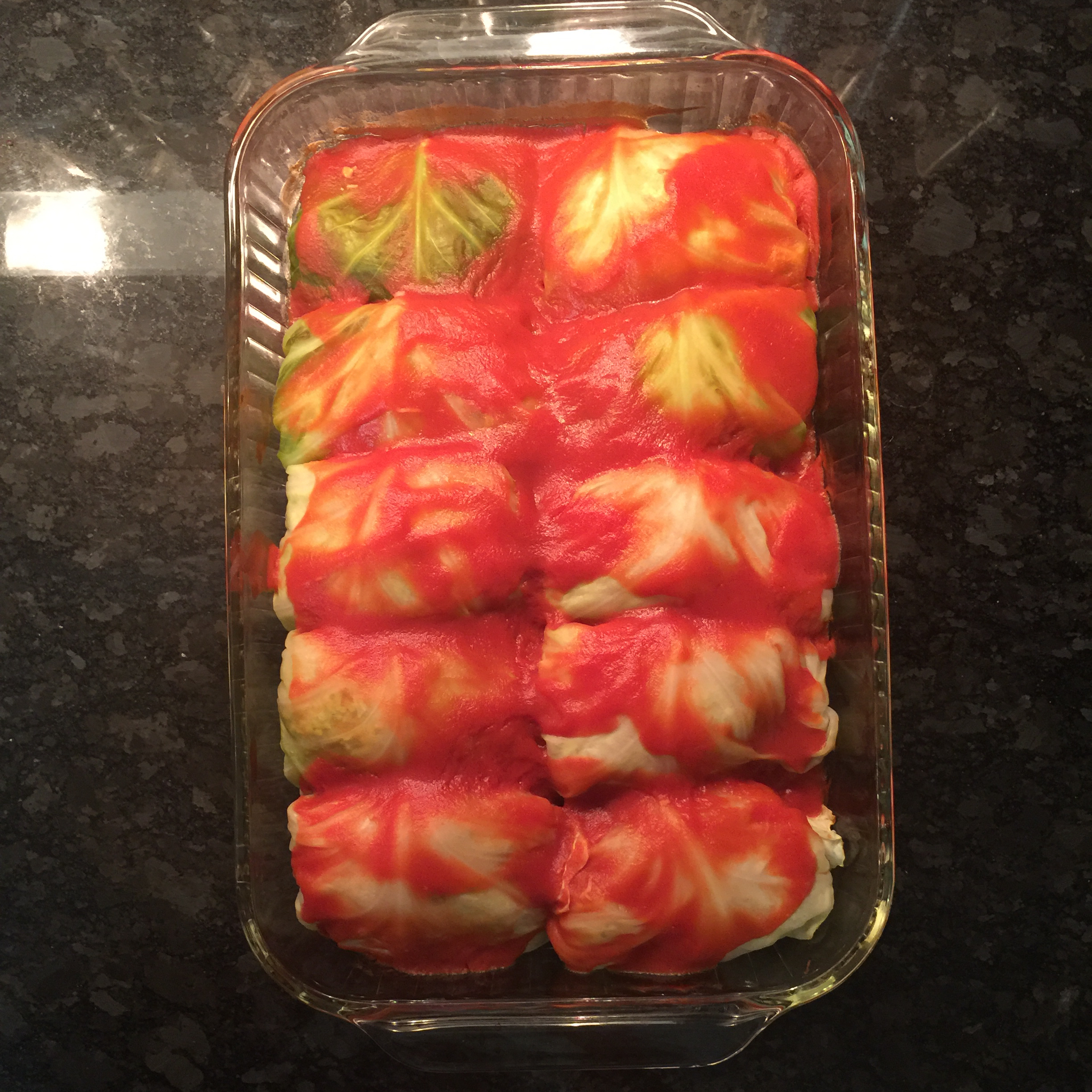 Super Easy Polish Cabbage Rolls Kerry Finch