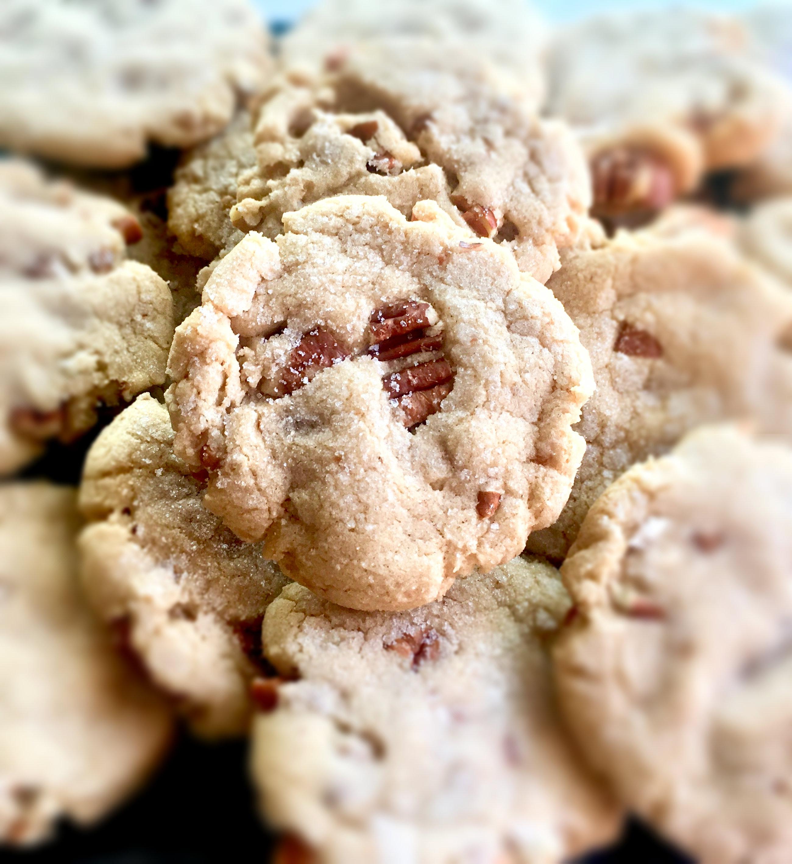 Renee's Pecan Crunch Cookies