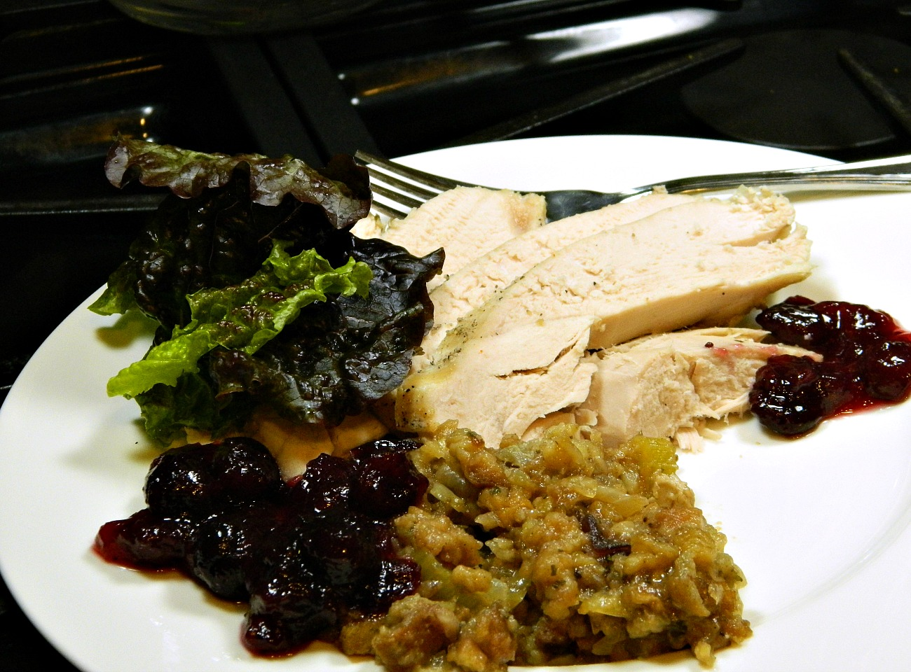 Slow Cooker Turkey Breast With Dressing