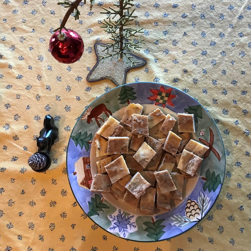 Sea Salt Caramel Swirl Cheesecake Bars Bobby Darapureddi