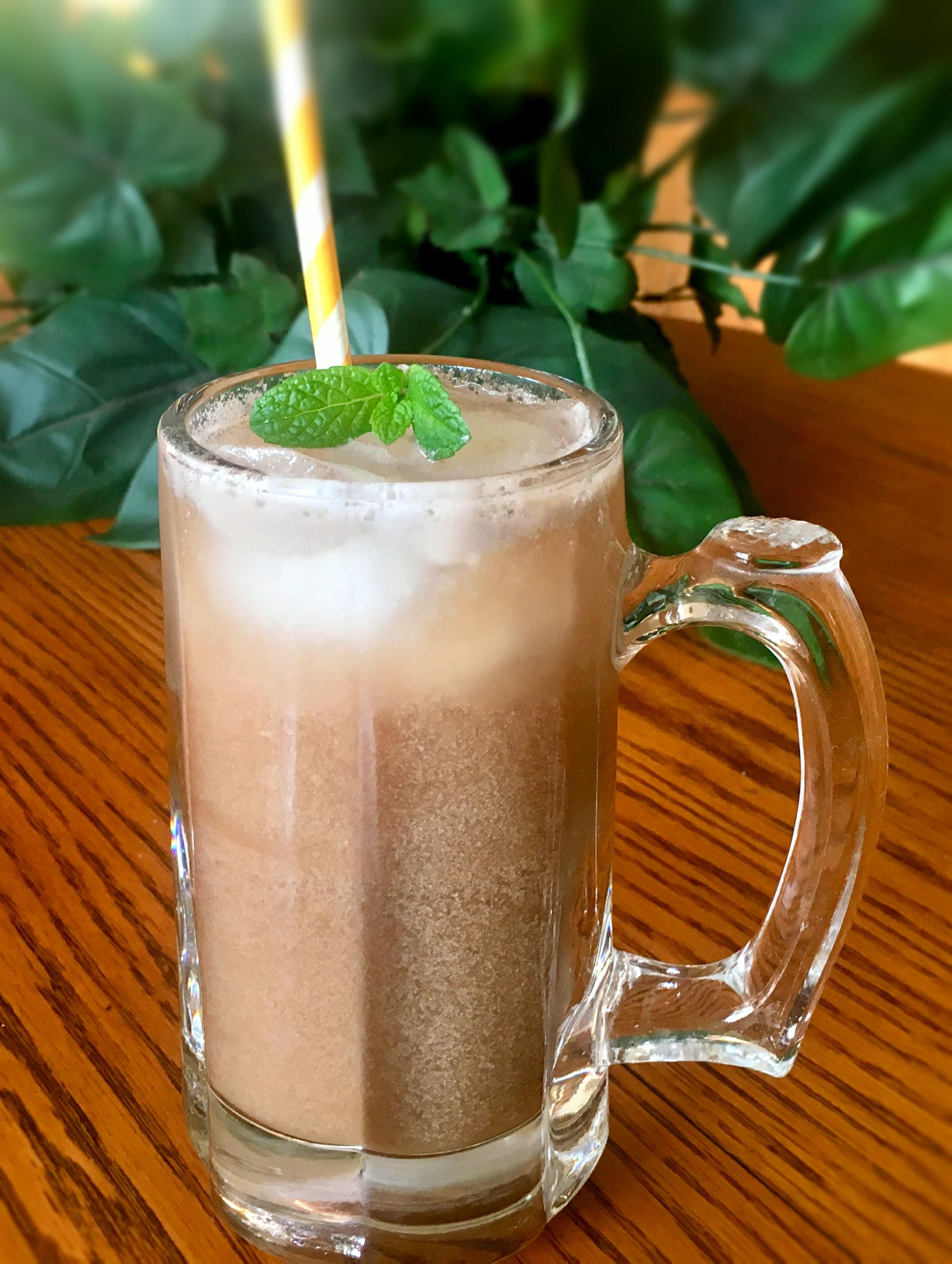 Dreamsicle Iced Tea Latte Yoly