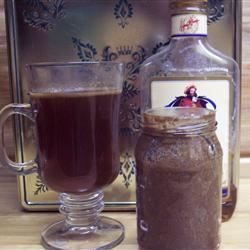 Make-Ahead Hot Buttered Rum Mix Sarah-May