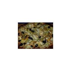Duck and Fontina Pizza With Rosemary and Caramelized Onions maz extreme