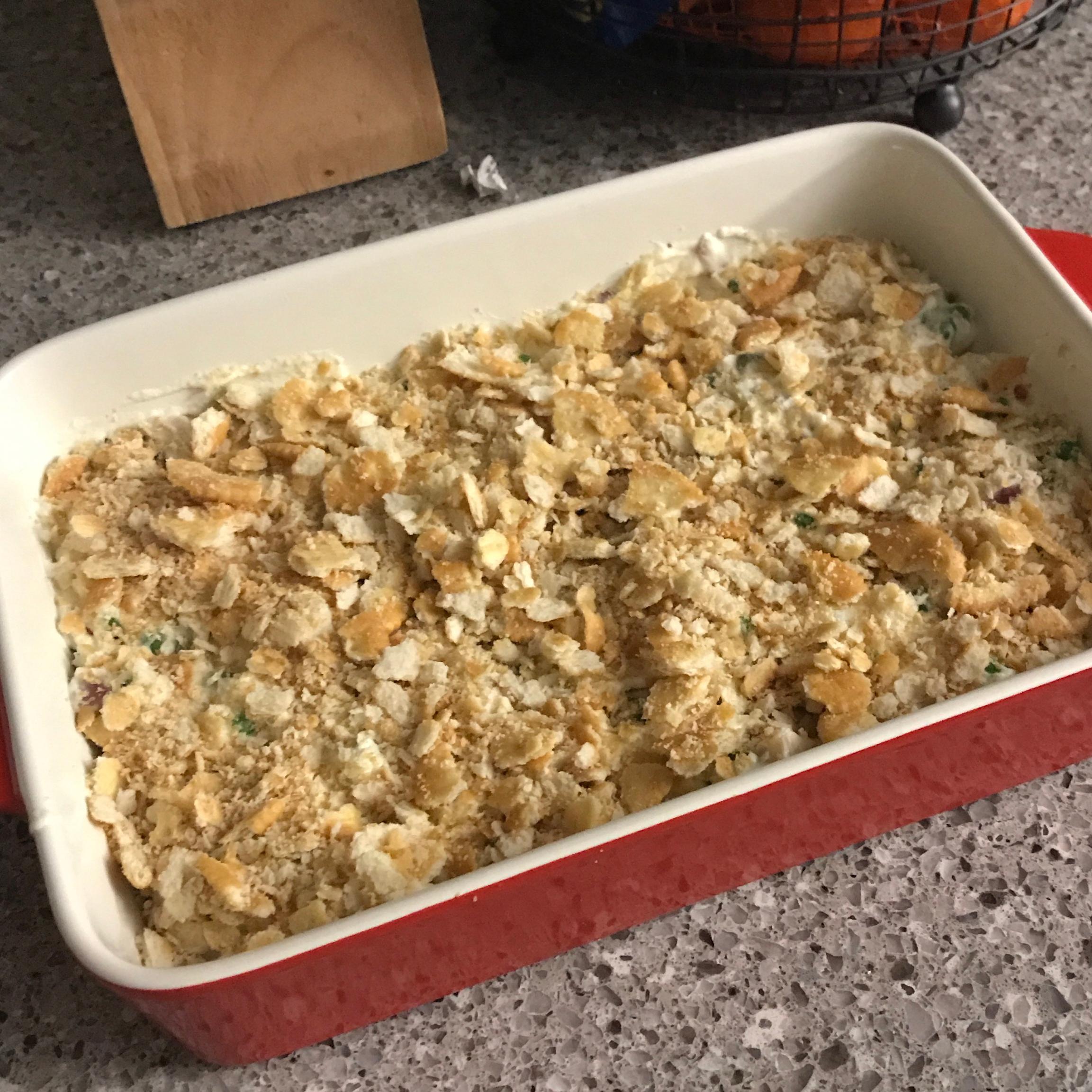 Easy Chicken Casserole Chris Rourke