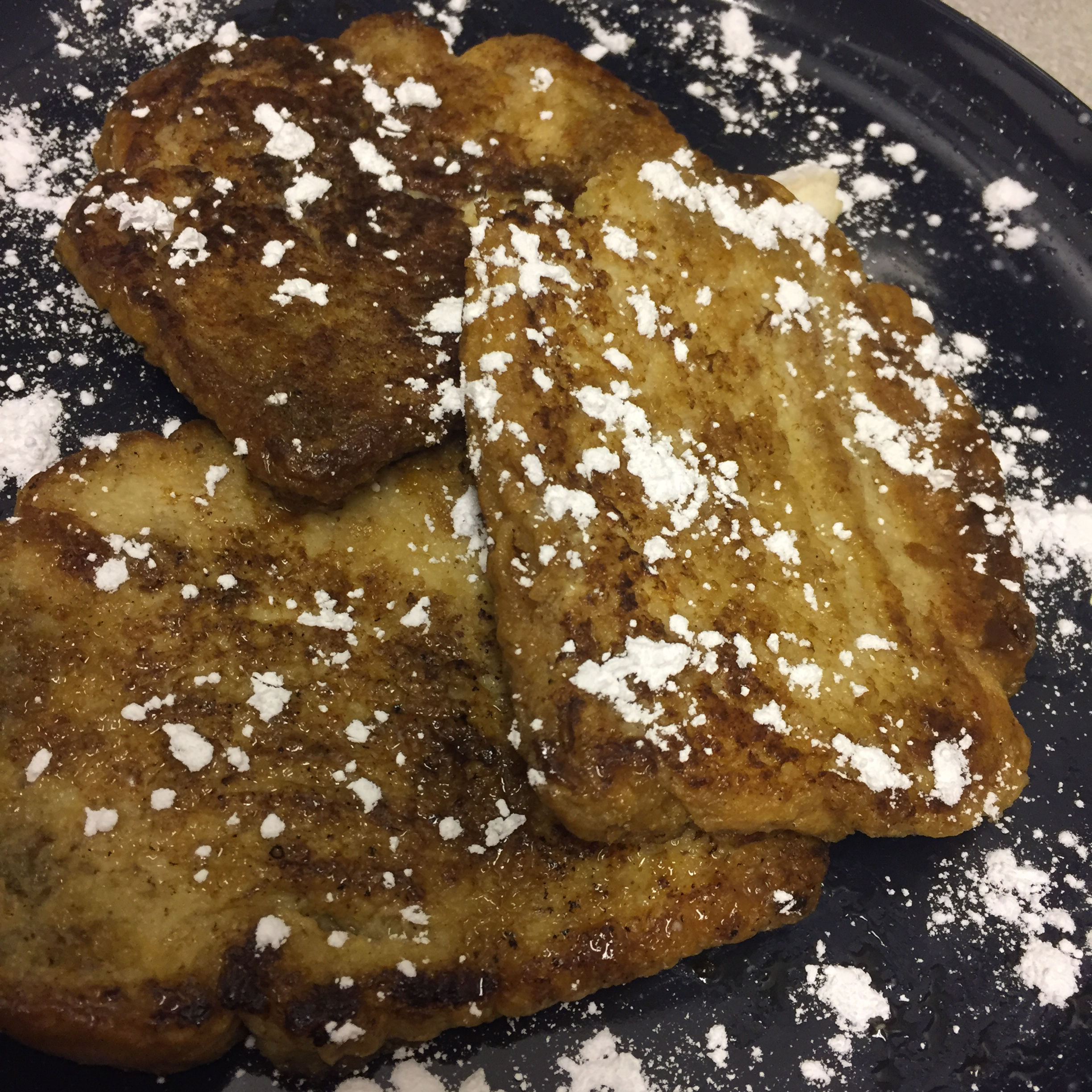 Caramelized French Toast Skye Desiree