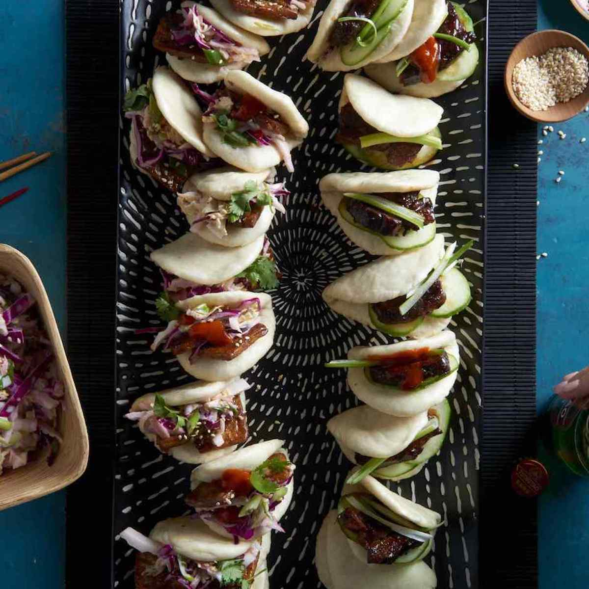 Andrea's Steamed Buns