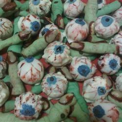 Spooky Halloween Eyeballs sherry