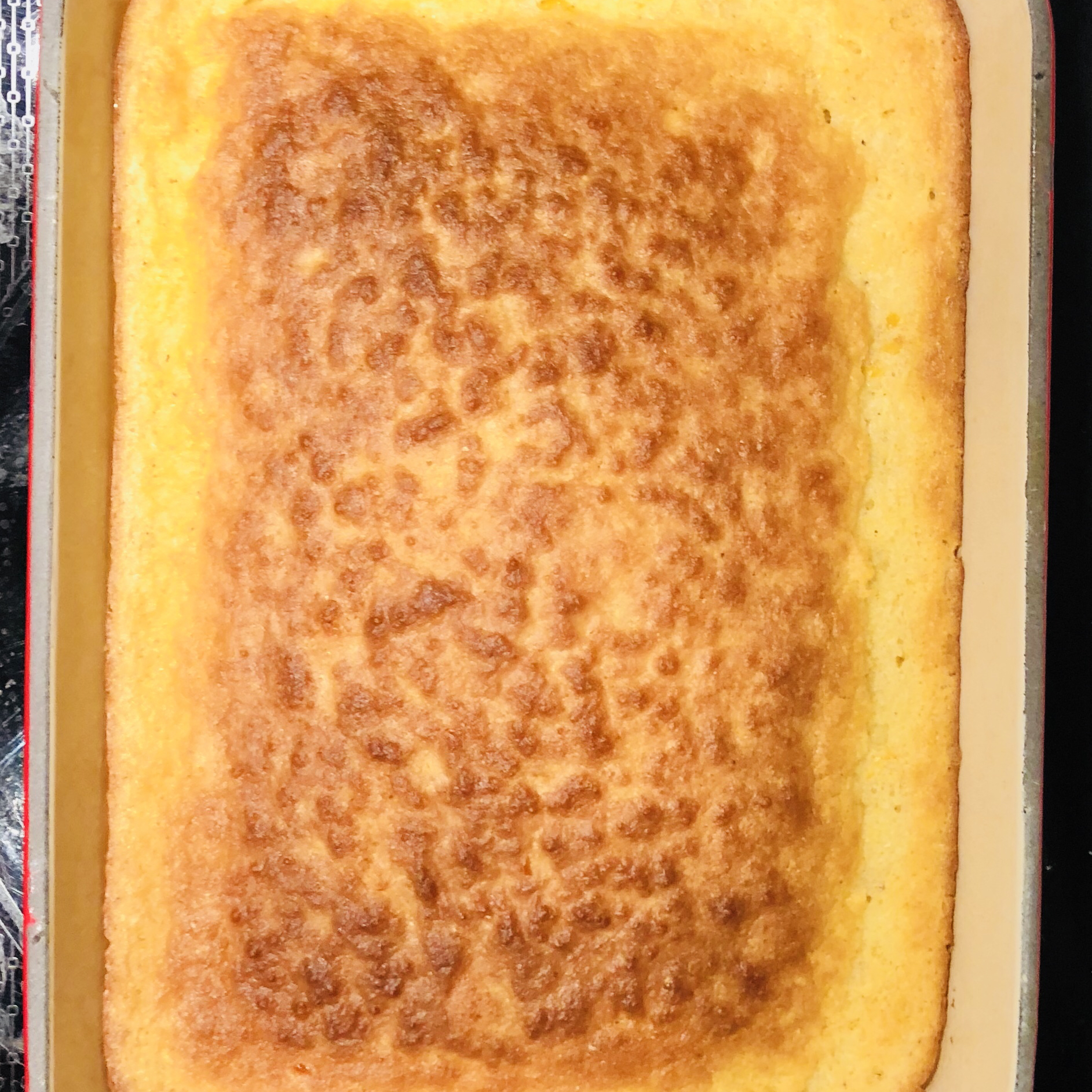 The Best Corn Bread You'll Ever Eat Adam Jacobs