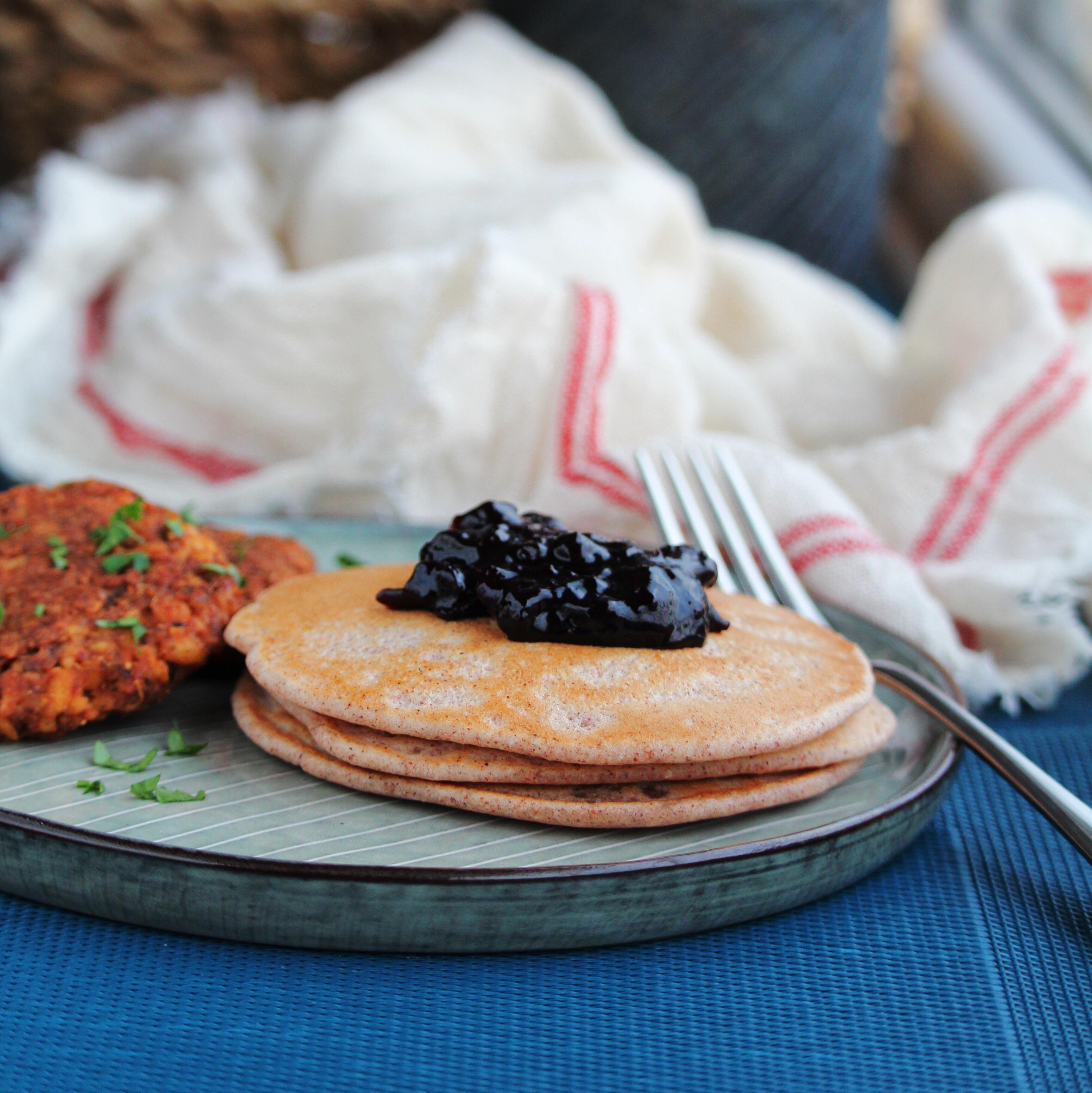 Gluten-Free Buckwheat Pancakes Buckwheat Queen