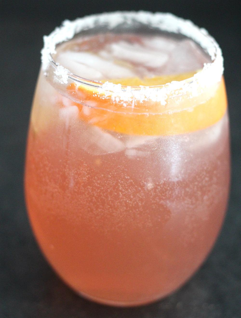 Cranberry Margarita