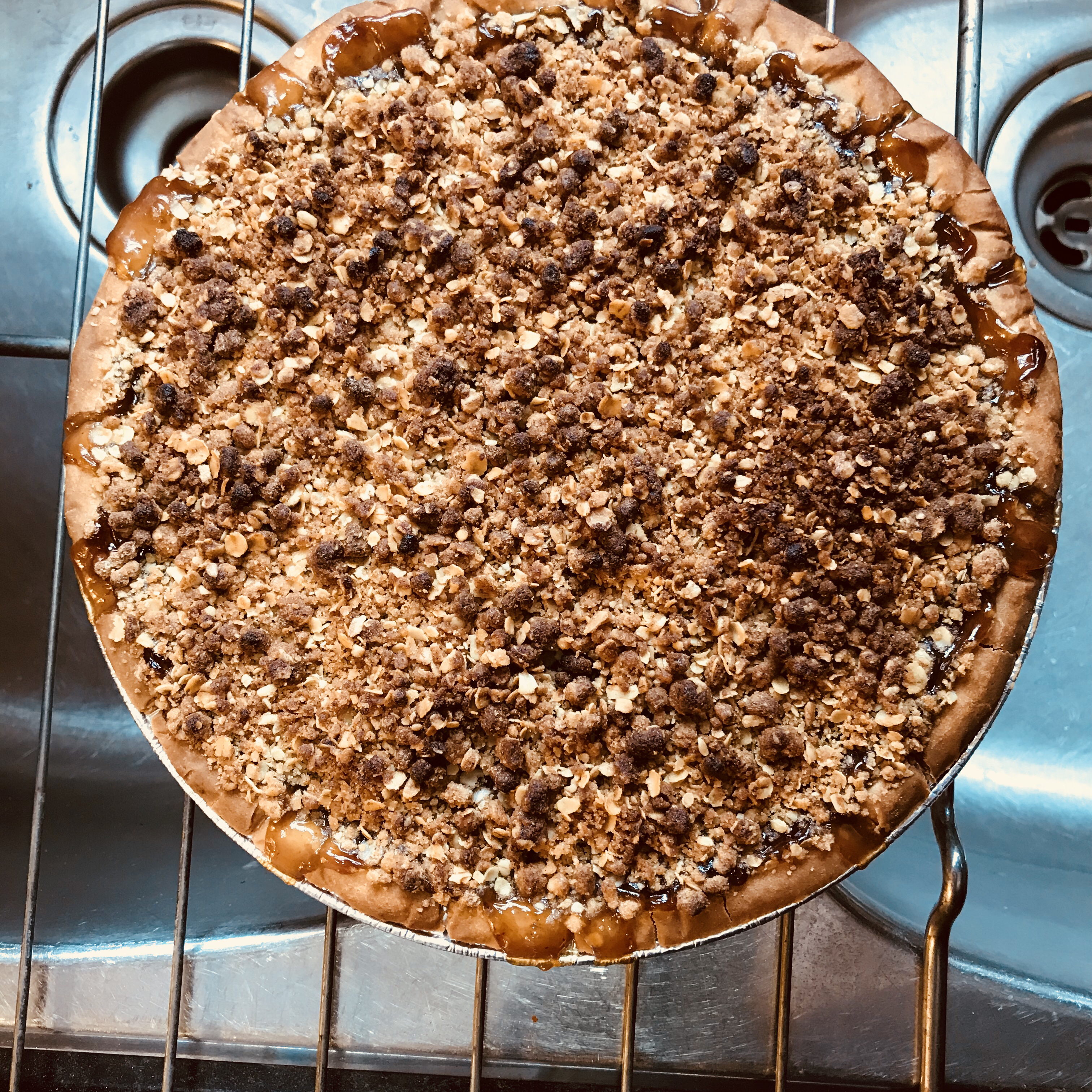 Simple Raisin Pie Theresa Nee Fox Ruel