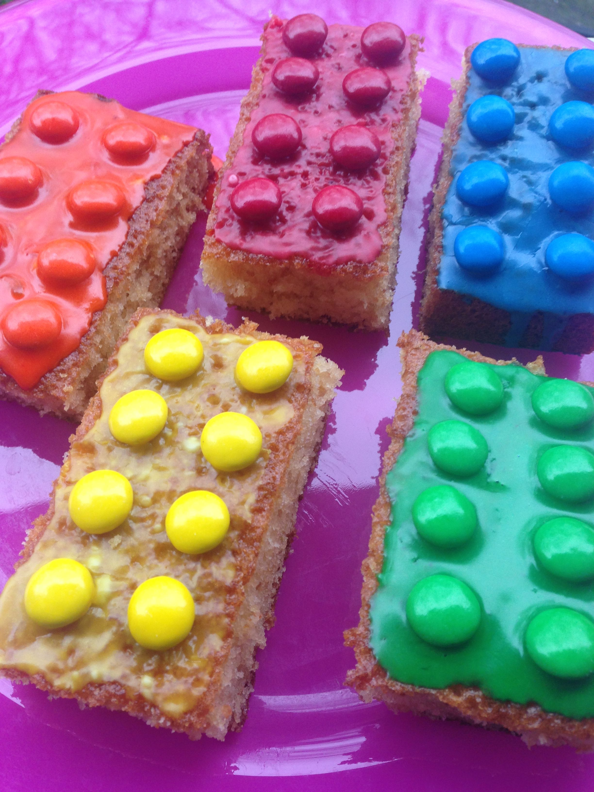 LEGO® Sheet Cake