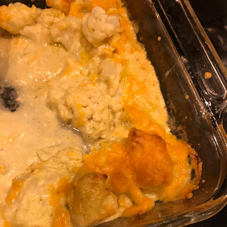 Lori's Cauliflower au Gratin