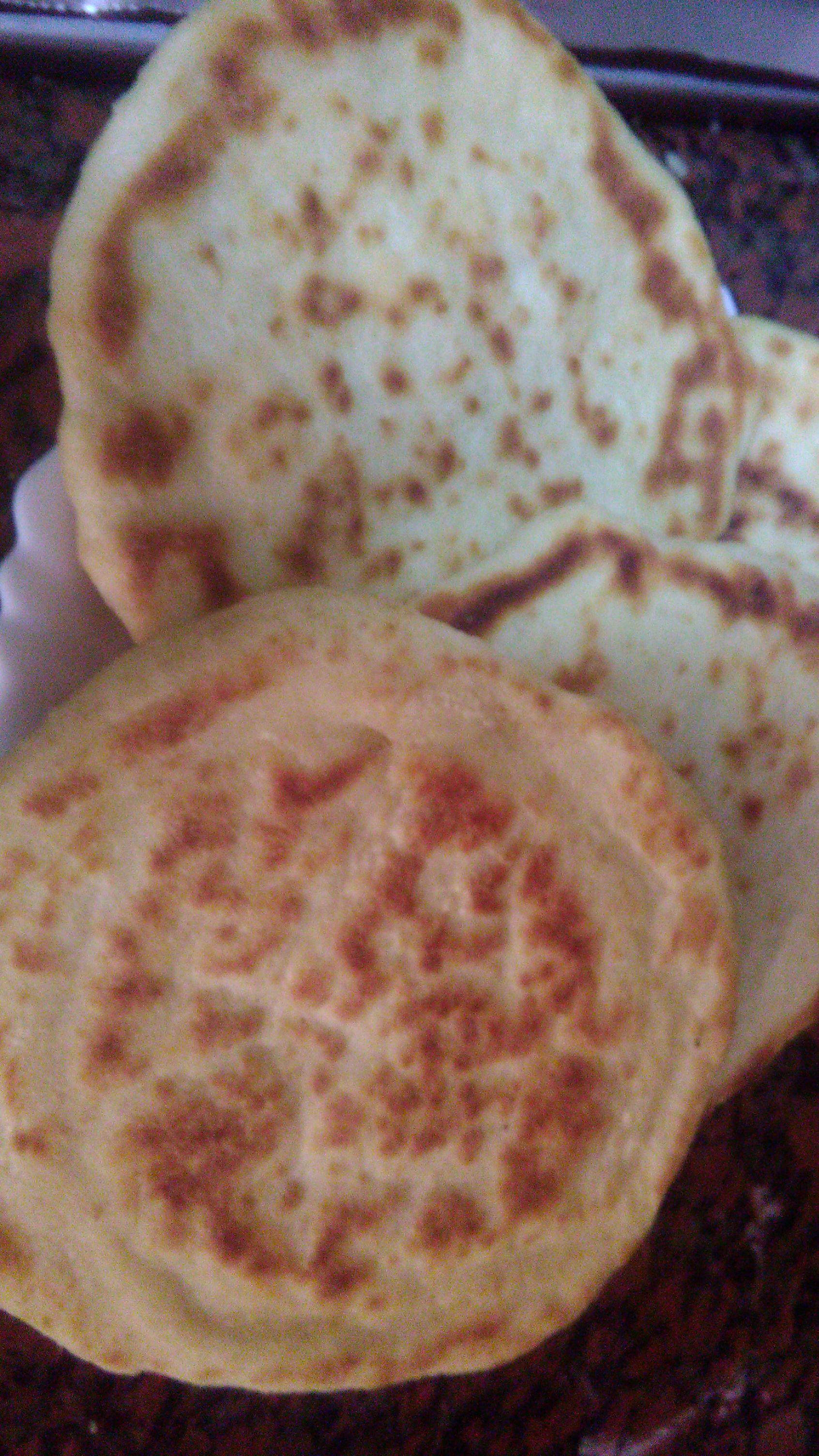 Chef John's Pita Bread yazo