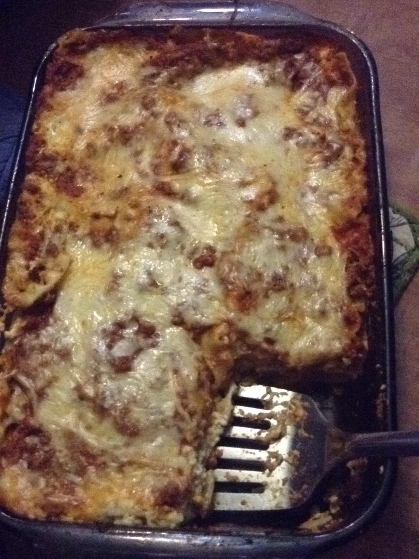 Easy Lasagna II Ashley Cochran