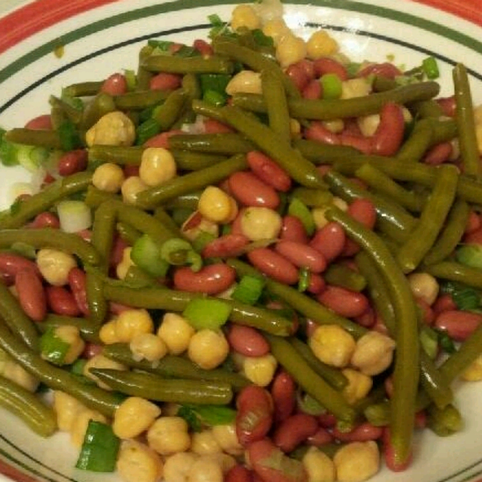 No-Sugar Three Bean Salad