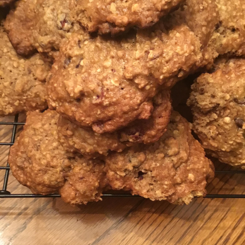 Applesauce Oatie Cookies Kaitlyn Cunningham Morse
