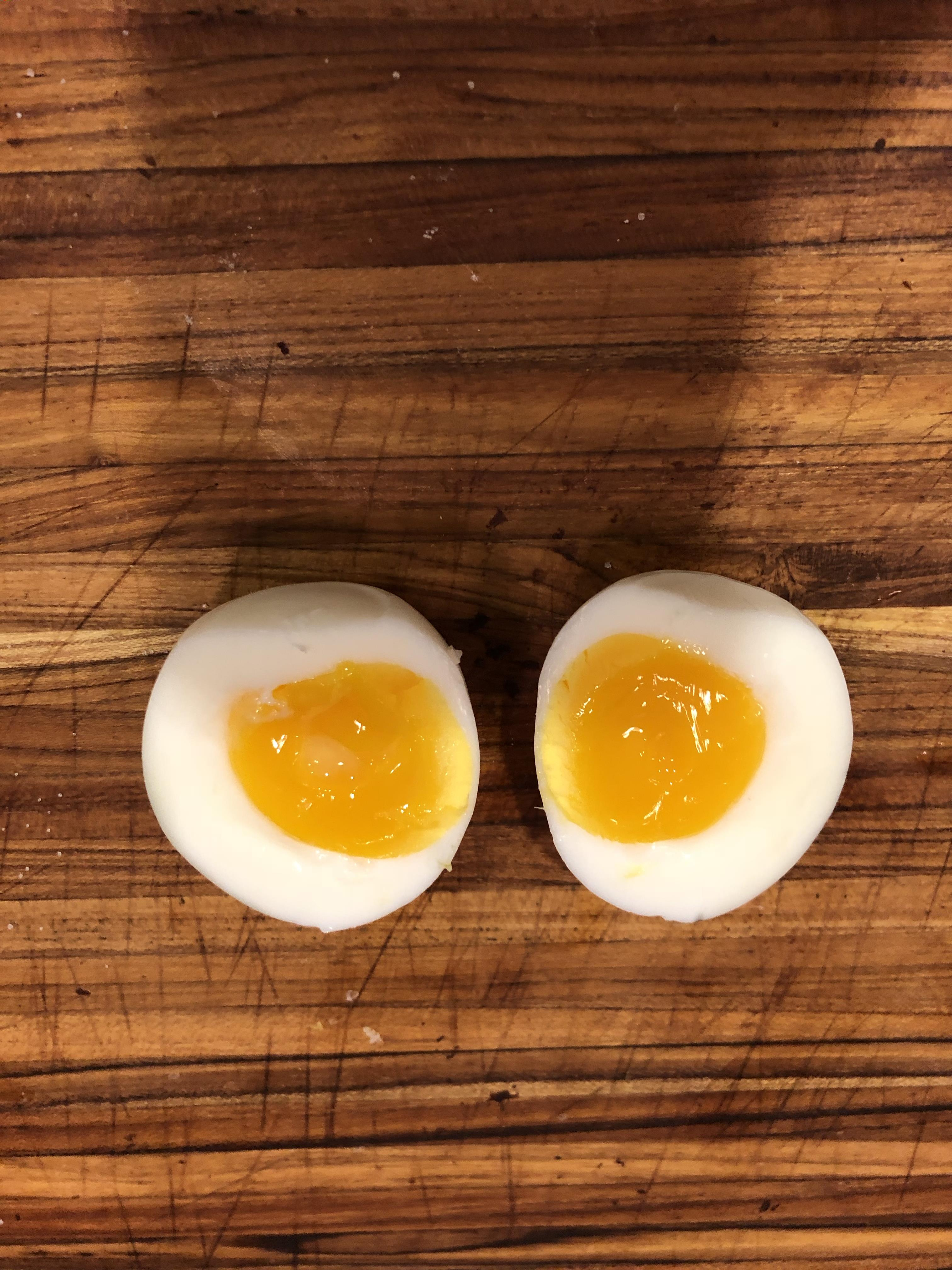Sherry's Perfect Sous Vide Eggs