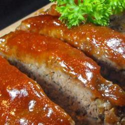 Melt-In-Your-Mouth Meat Loaf bellepepper