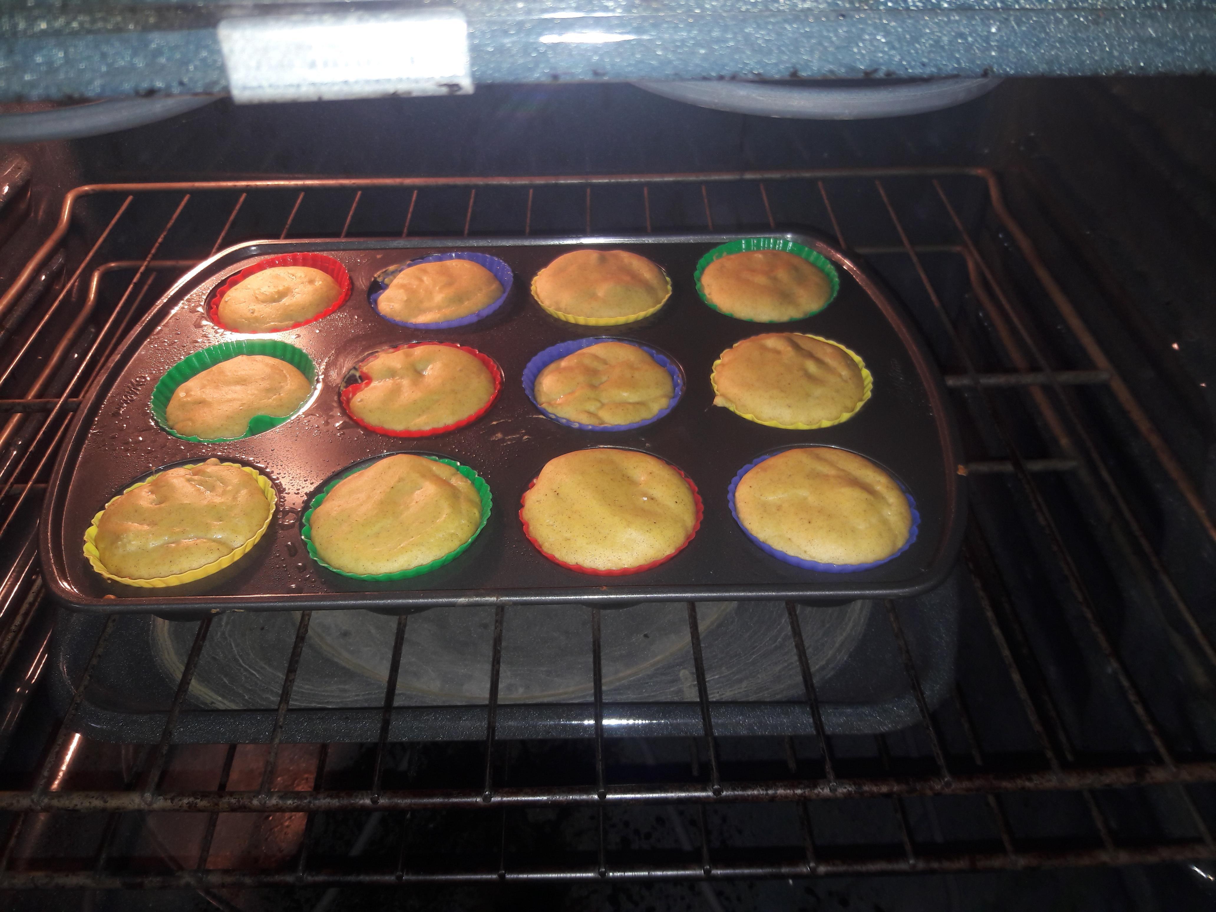 Spiced Butternut Squash Muffins Martin J Blue-Norton