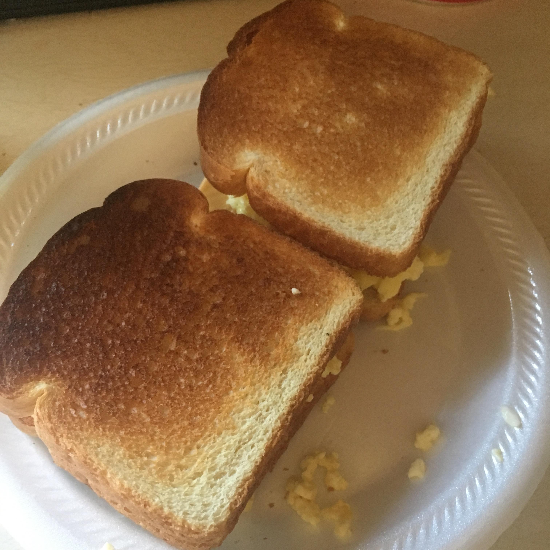 Egg Sandwich Brock13