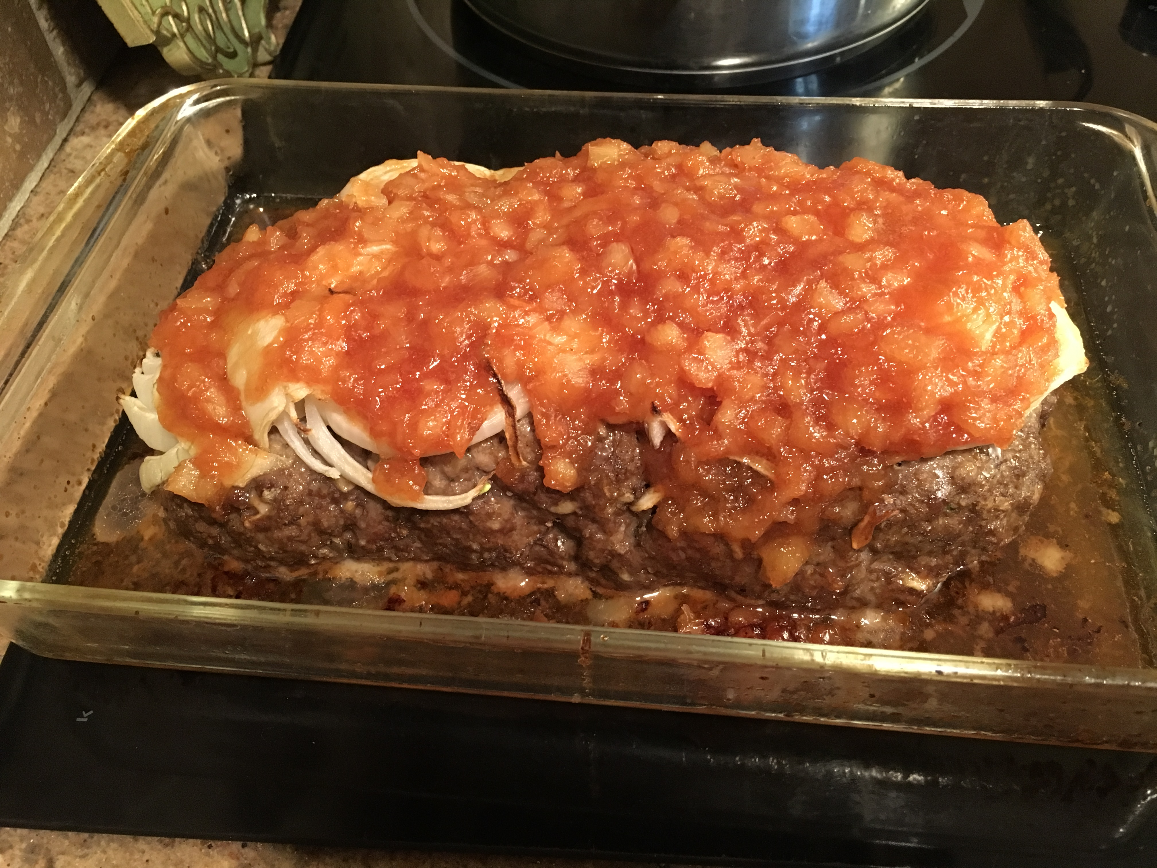Best Meatloaf in the Whole Wide World! Liz E.