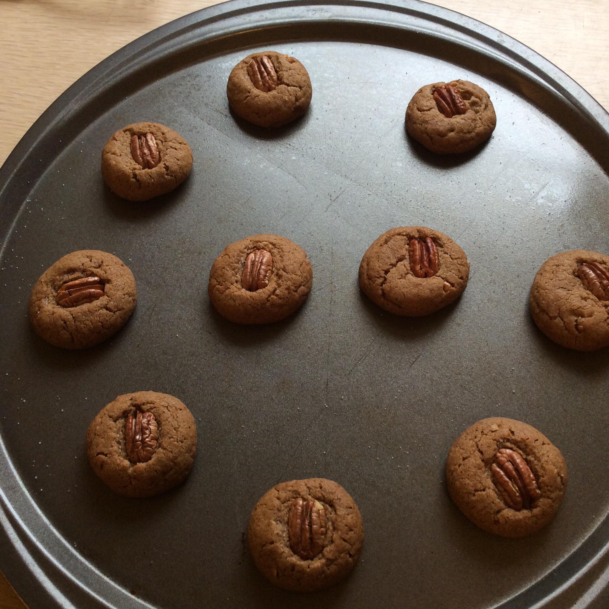 French Toast Pecan Cookies birdwomantwo