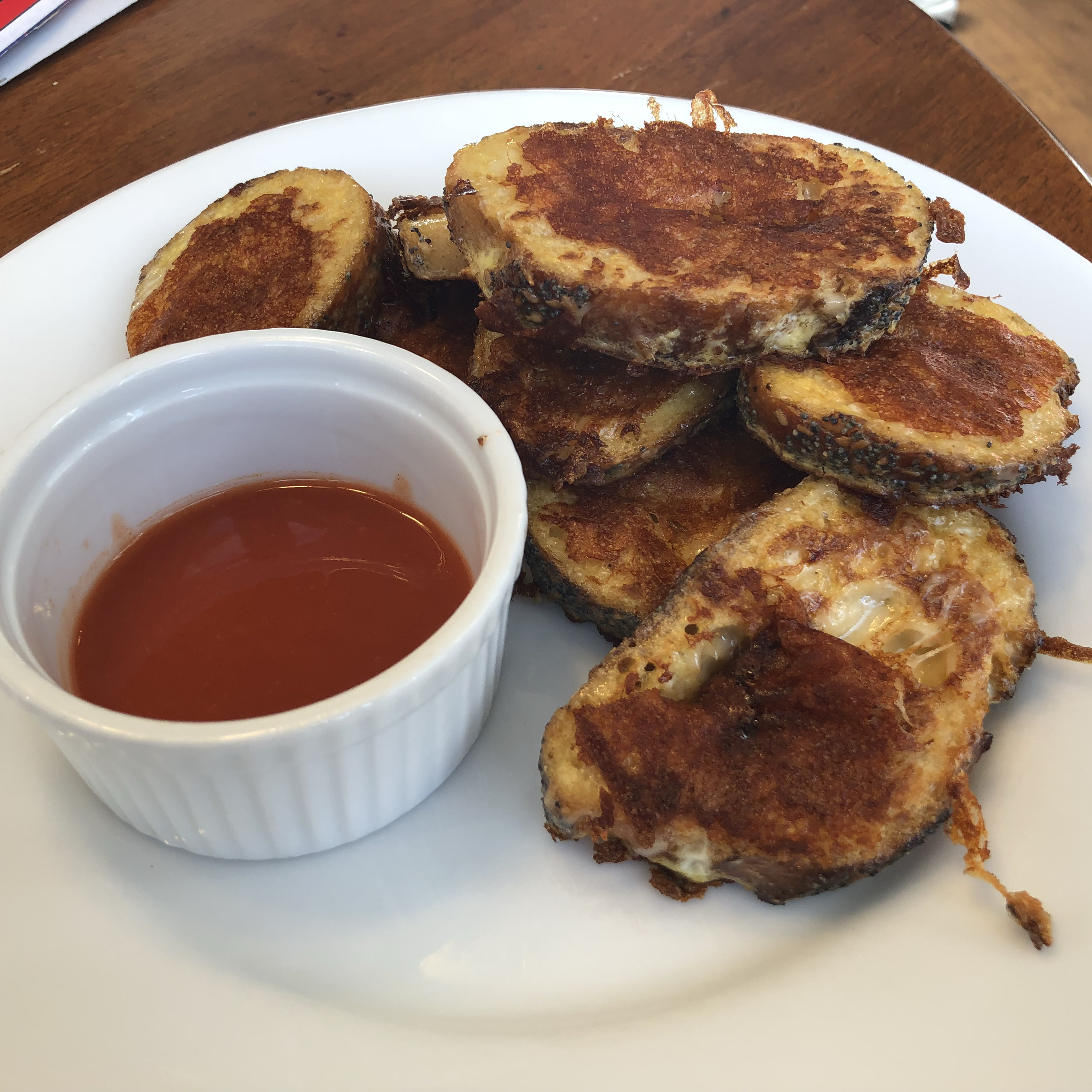 Buffalo French Toast Ryan Schroeder