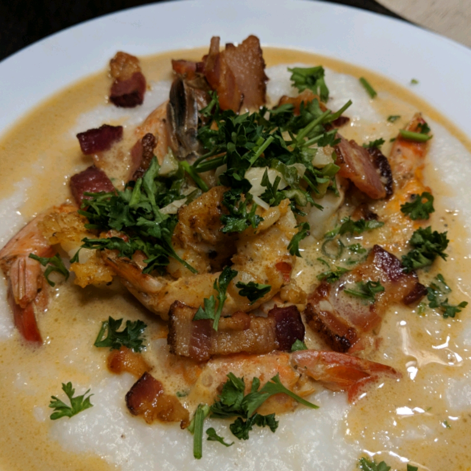 Chef John's Shrimp and Grits Chef@Heart