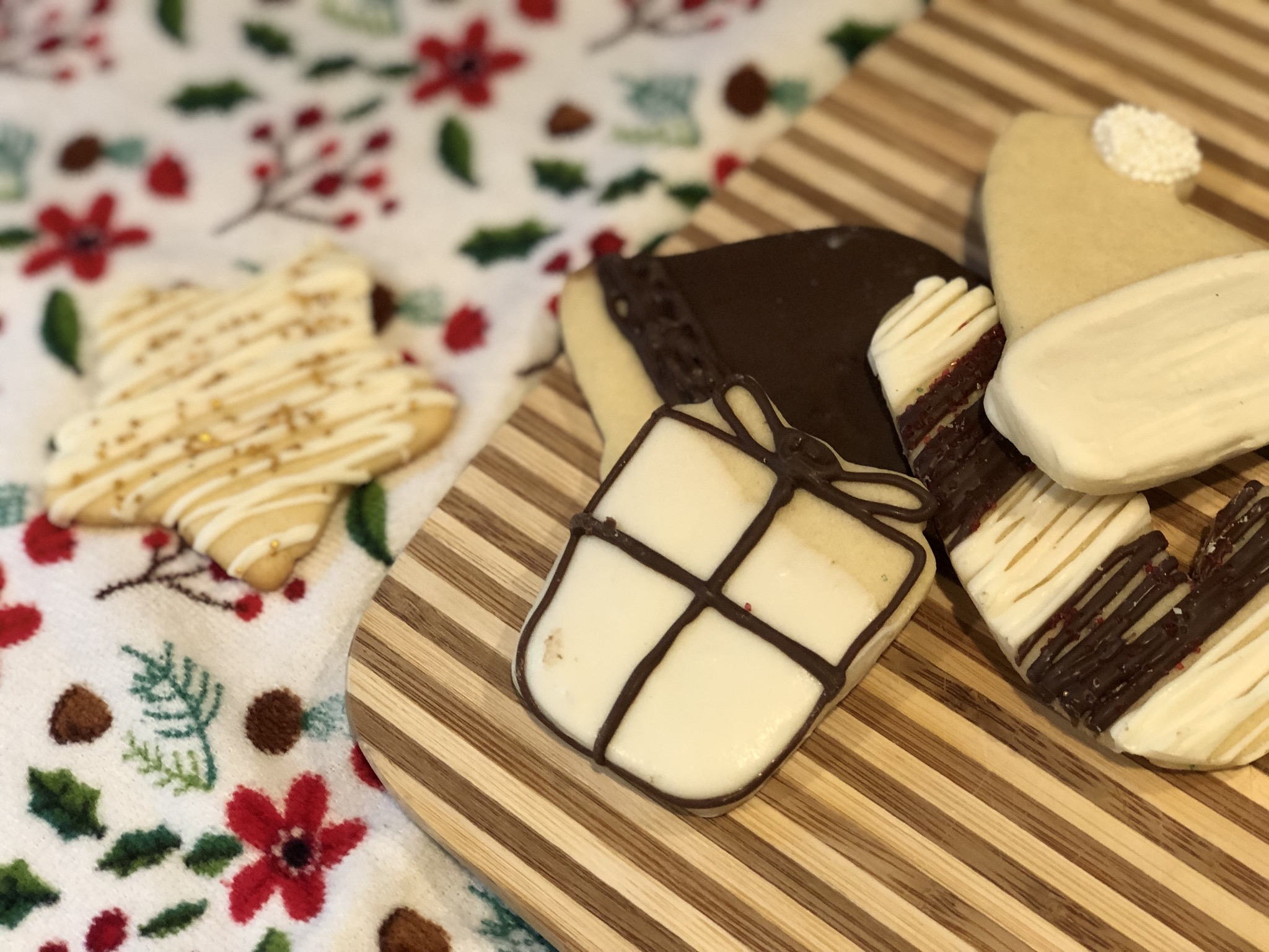 """You don't have to wait for Christmas to enjoy these! Make these your go-to vegan sugar cookies, perfect for any holiday or even """"just because."""""""