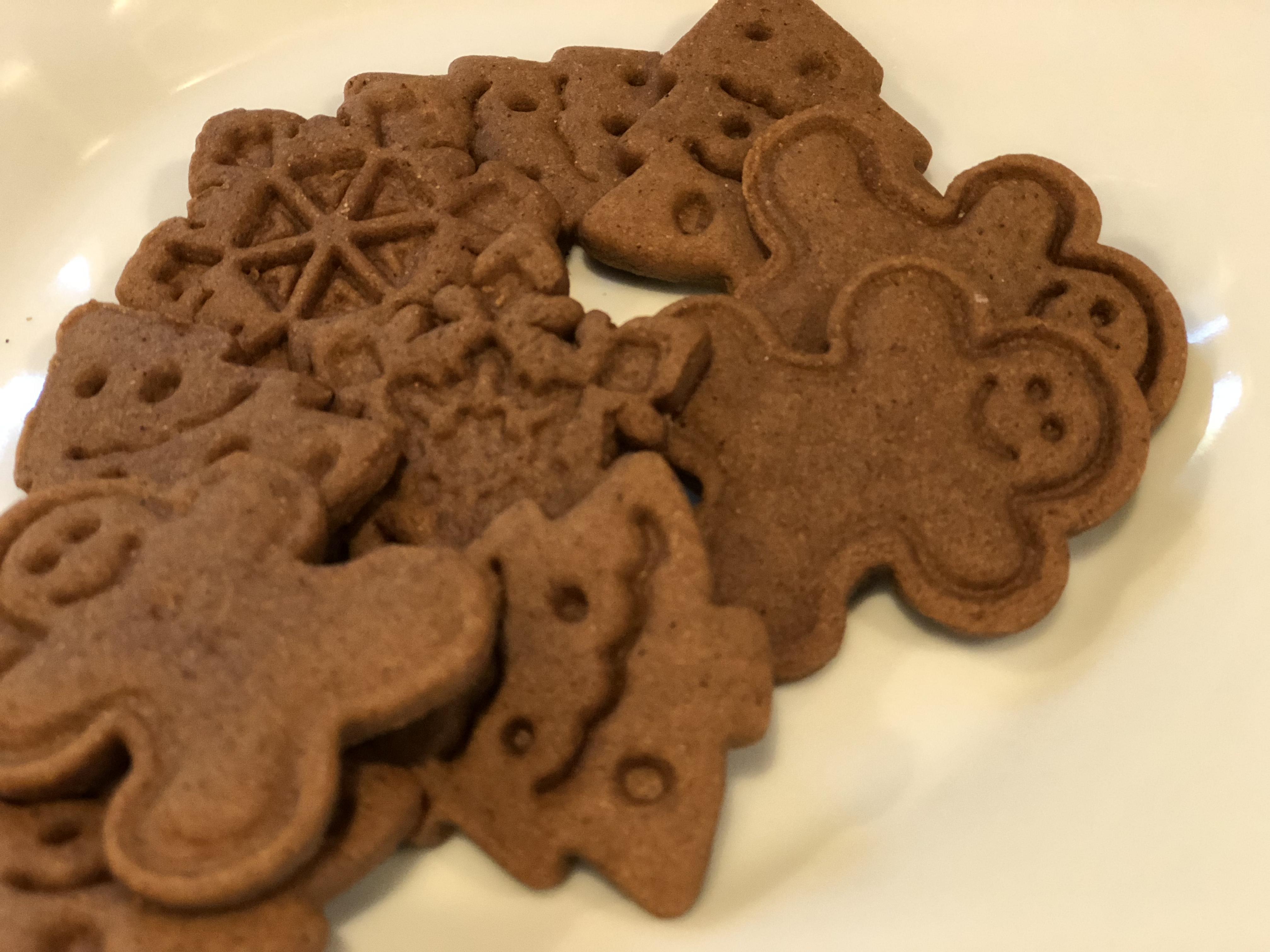 Easy Vegan Gingerbread Cookies Fioa
