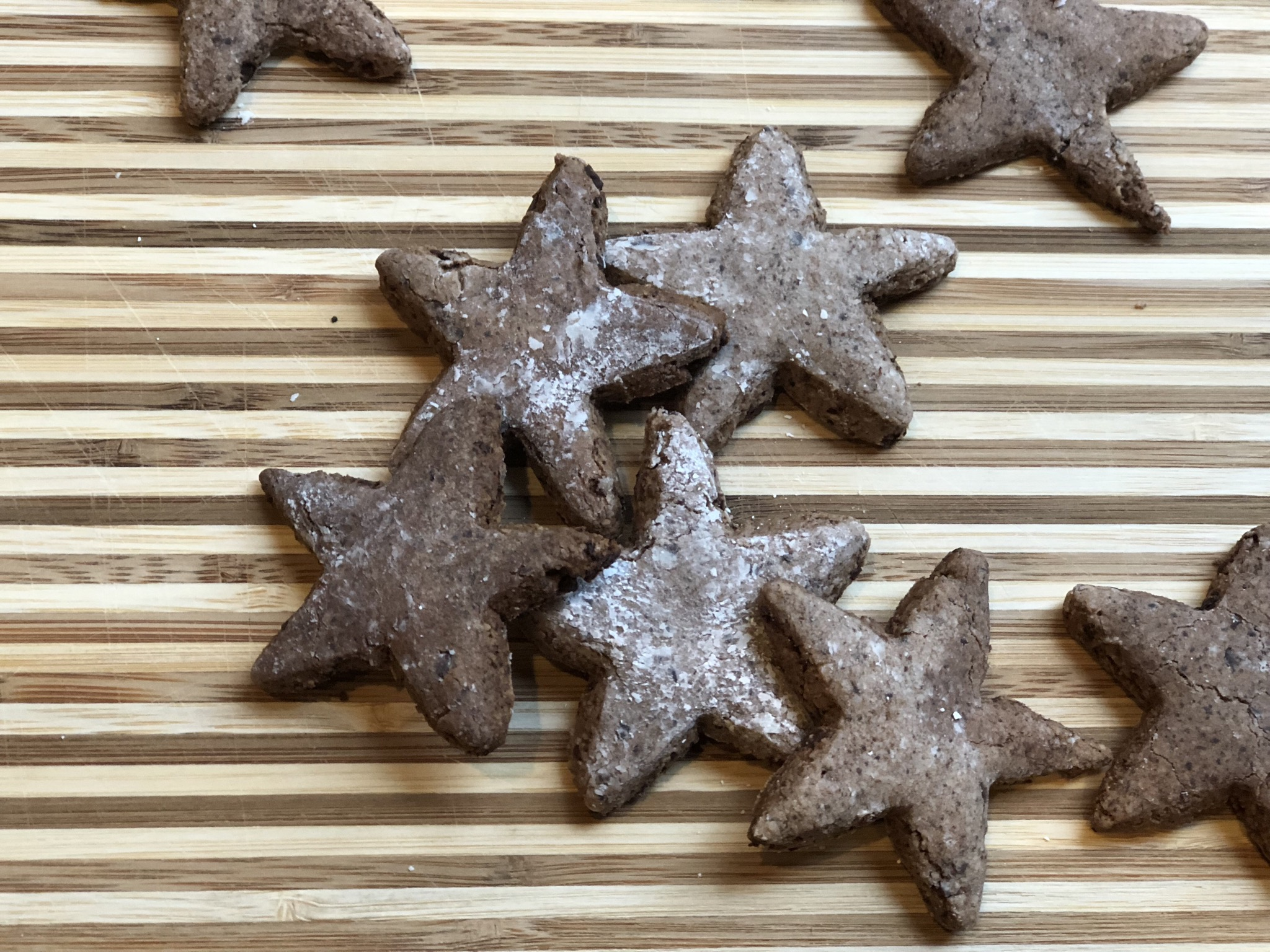 Vegan Italian Anise Christmas Cookies