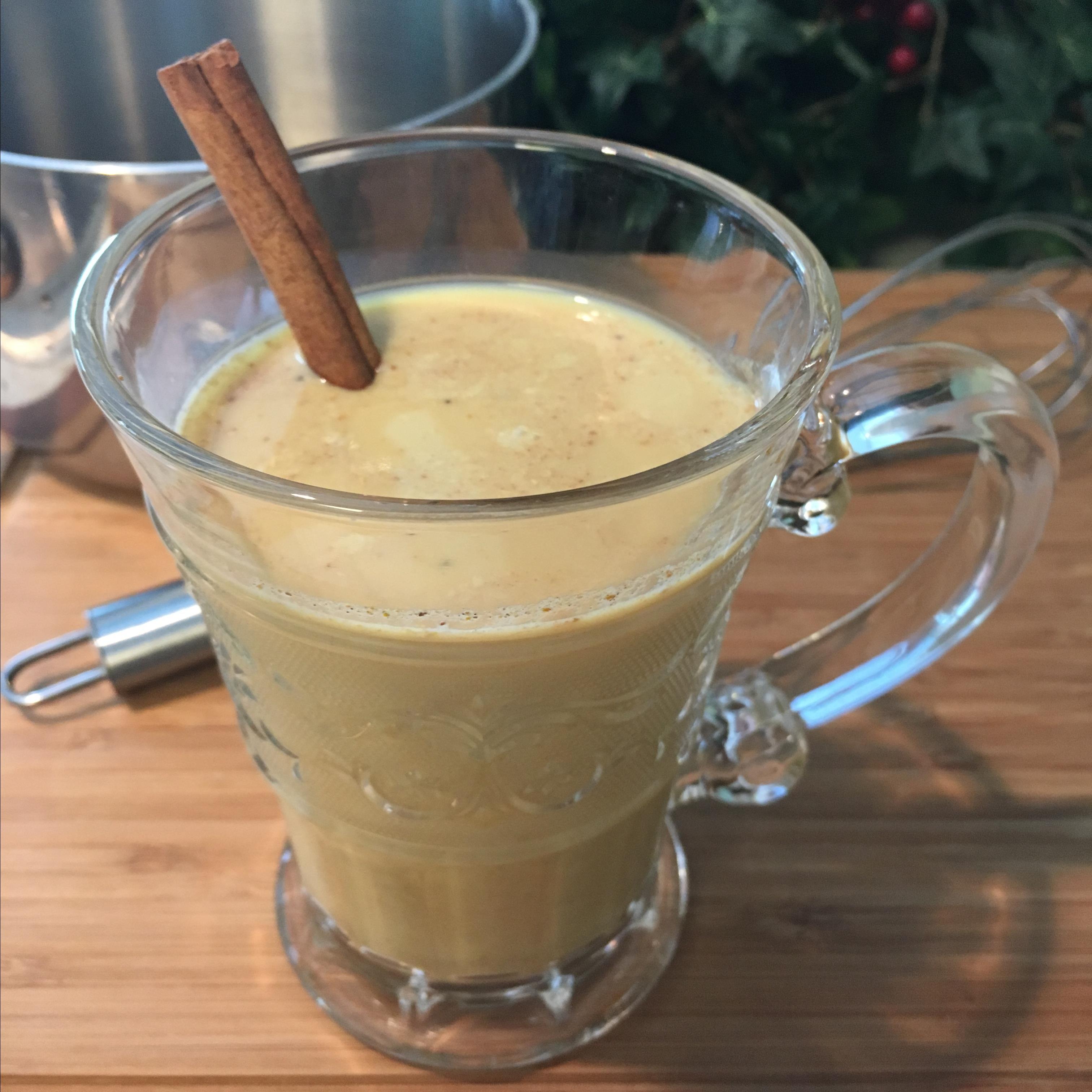 Vanilla Golden Milk