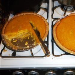 REAL Homemade Pumpkin Pie Miranda Murray