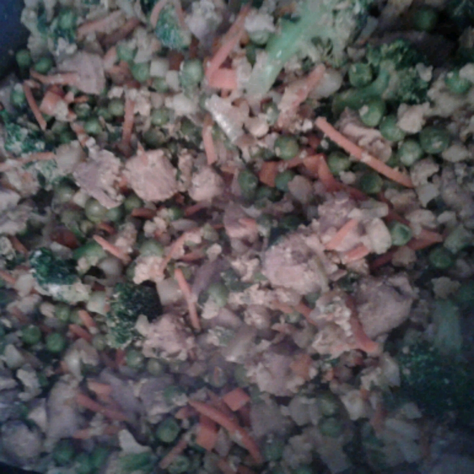 Cauliflower Fried 'Rice'