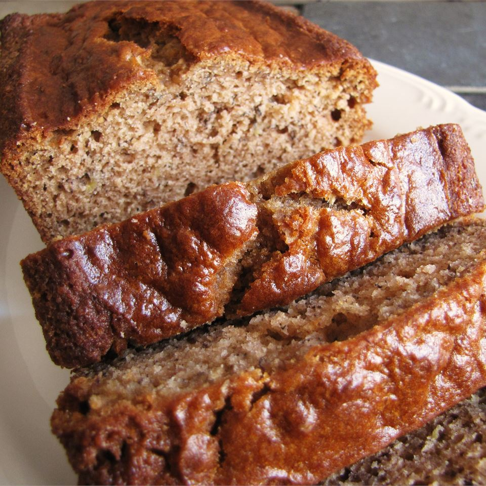 Nanna's Banana Bread SHARON PARENTEAU