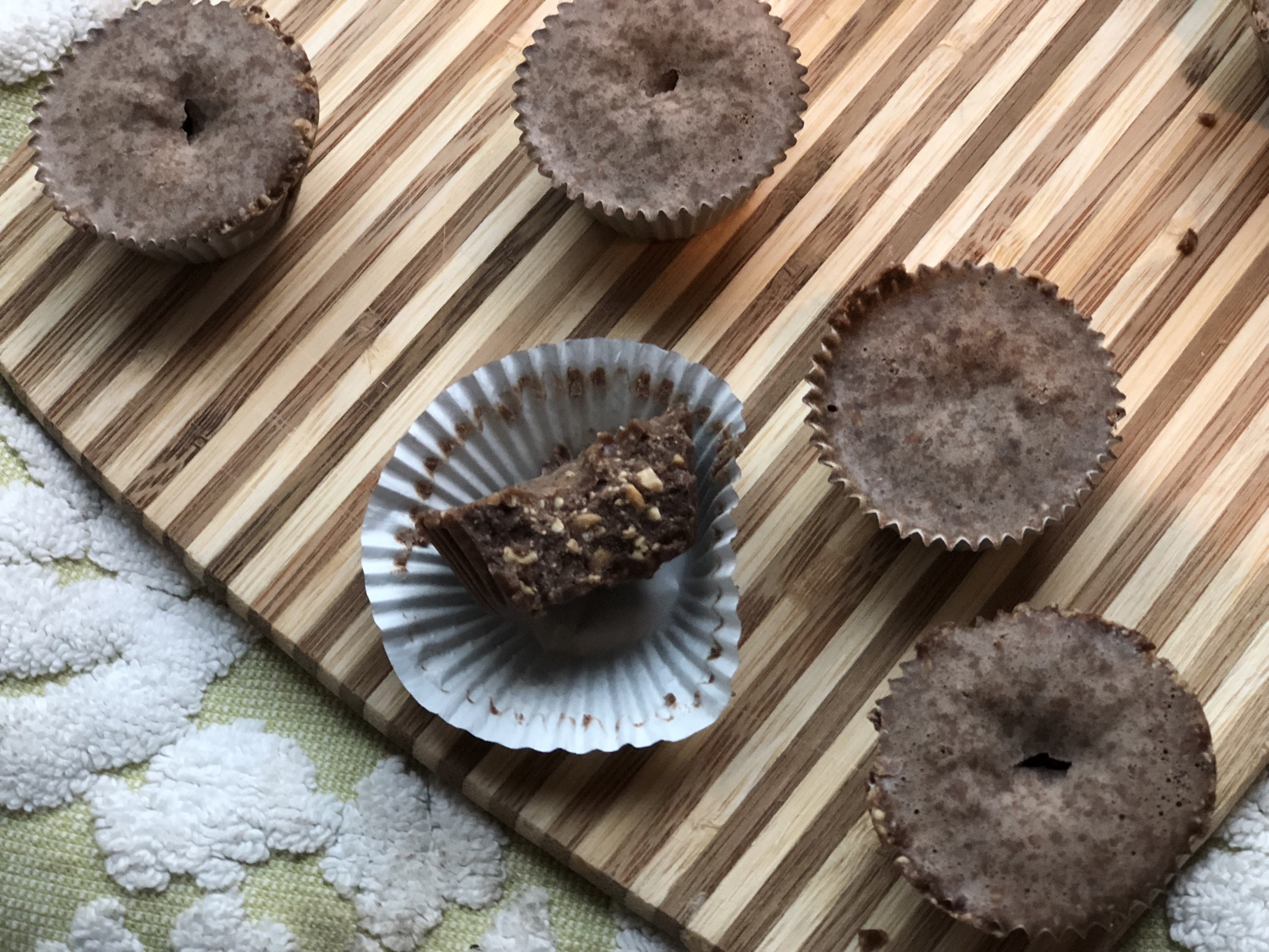 Dairy-Free Keto and Vegan Chocolate Fat Bombs