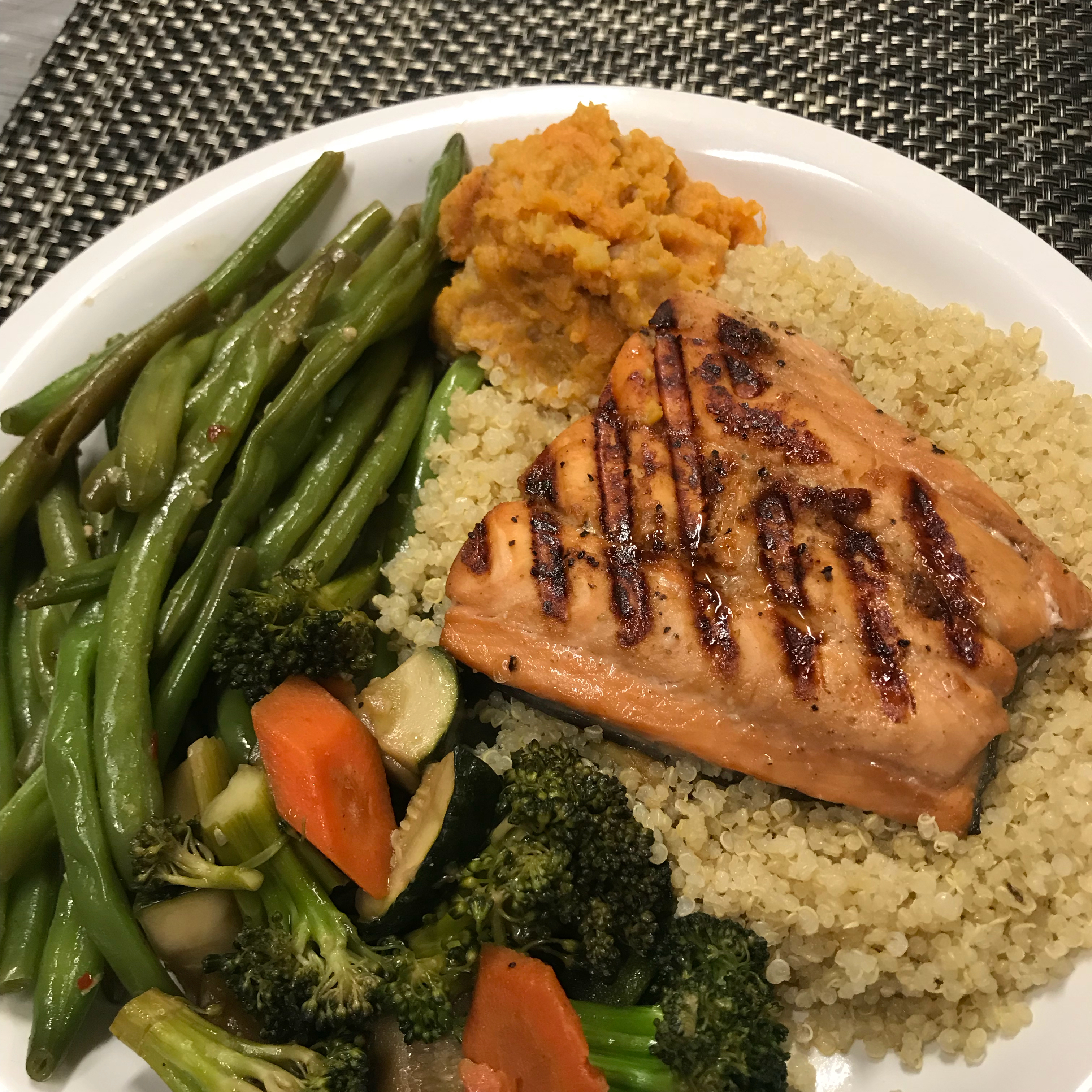 Grilled Salmon I Candra Daghles