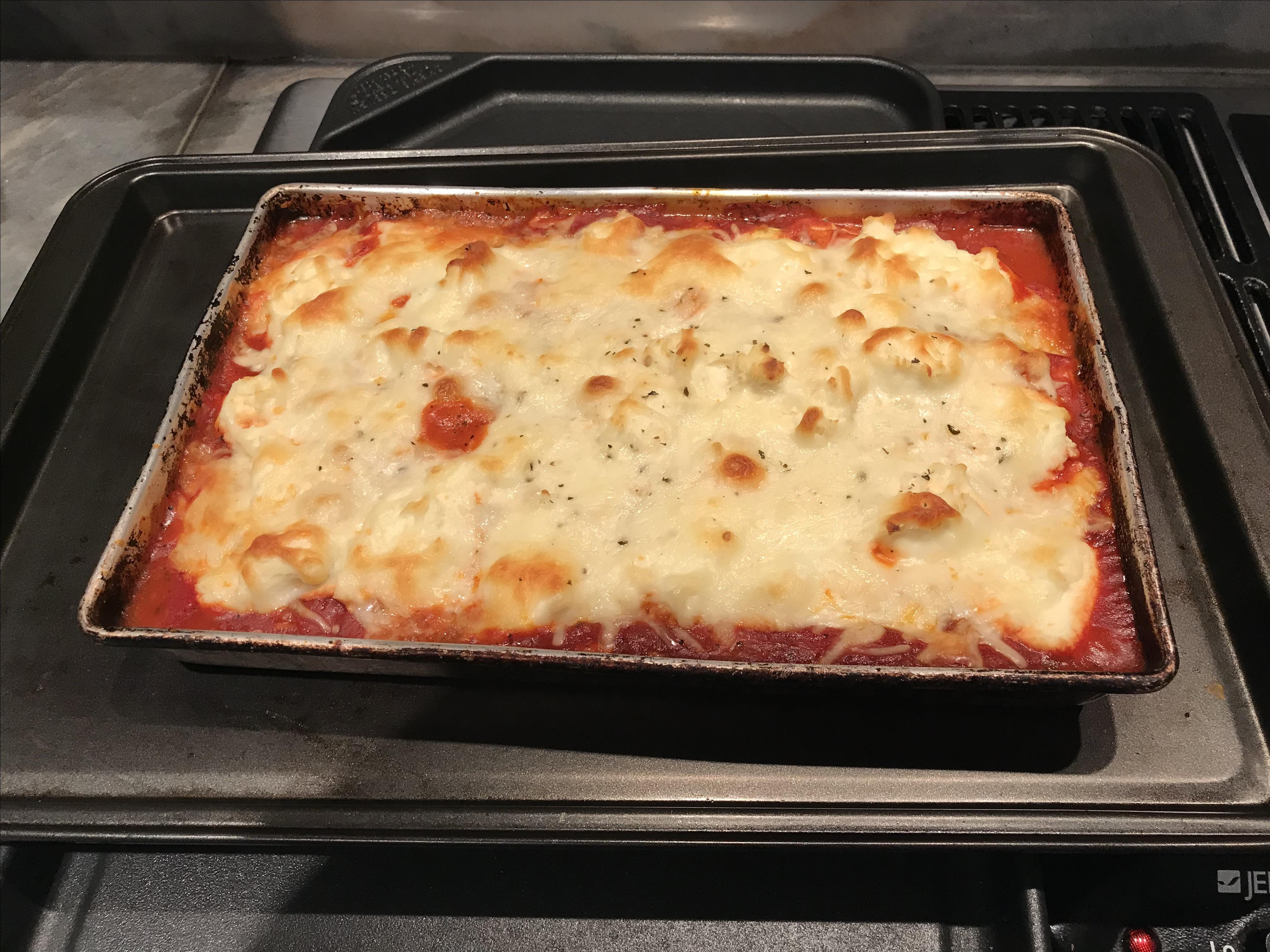 Zoodle Lasagne