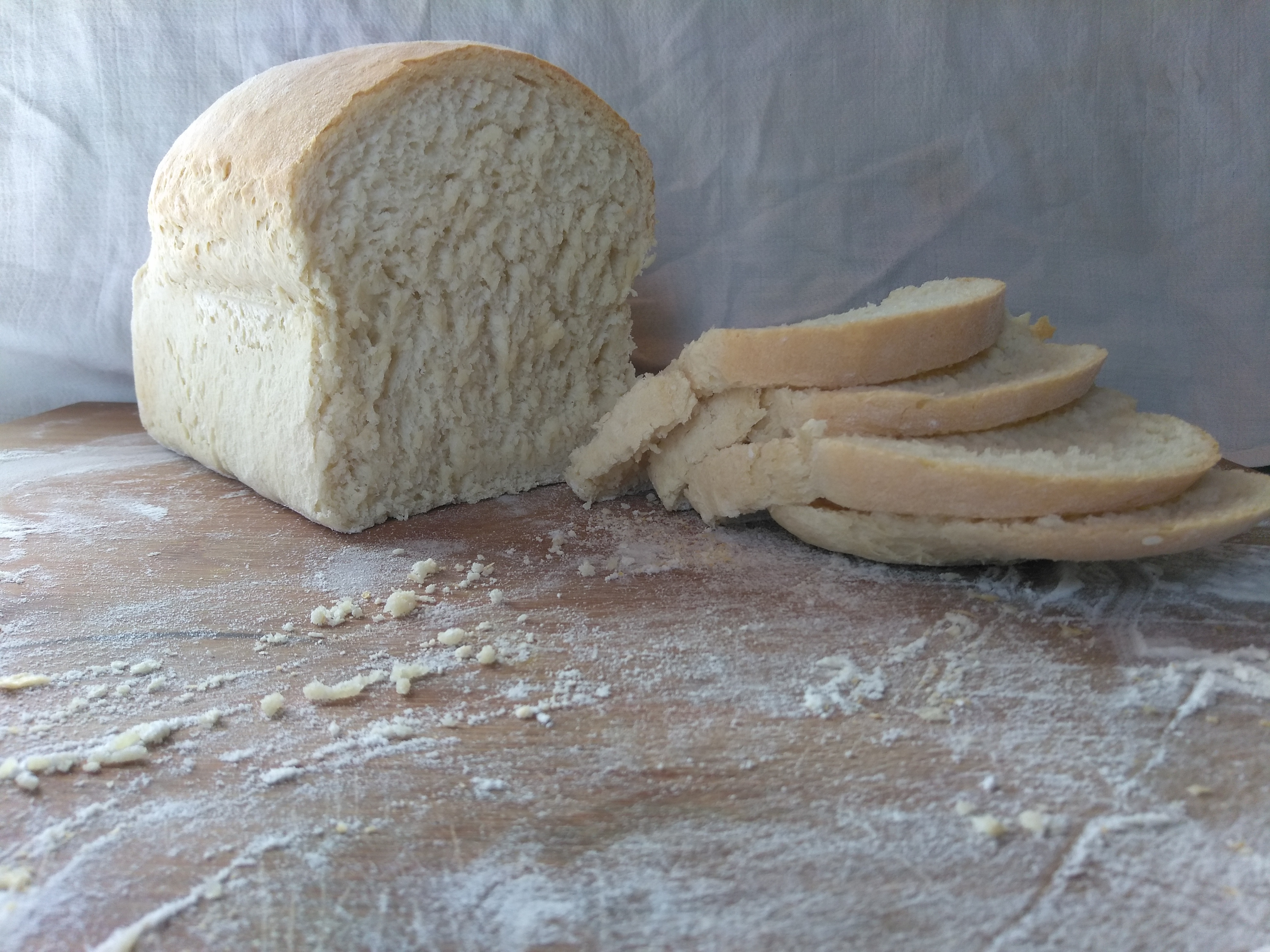 Plain and Simple Sourdough Bread Brittany Blackwell